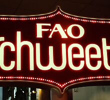 FAO Schweetz by VDLOZIMAGES