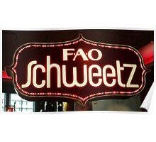 FAO Schweetz Poster