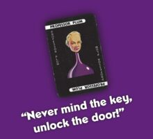 Clue - Professor Plum Unlock the door! by philbo84