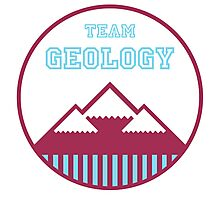 Team Geology Photographic Print