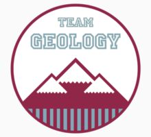 Team Geology Kids Clothes