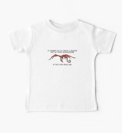 It doesn't do... Baby Tee