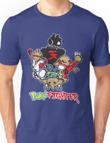 Poke'Fighter Unisex T-Shirt