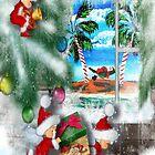 Shhhh........Santa Is Sleeping........ by WhiteDove Studio kj gordon