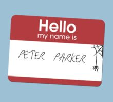 Hello Mr Parker by JessdeM