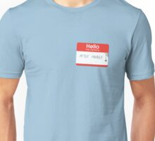 Hello Mr Parker Unisex T-Shirt