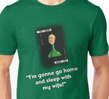 Clue - Reverend Green Go Home Unisex T-Shirt