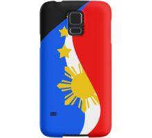 Philippine Flag Samsung Galaxy Case/Skin