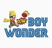 Boy wonder (Wonder Boy) by RetroGameAddict