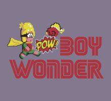 Boy wonder (Wonder Boy) Kids Tee