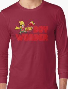 Boy wonder (Wonder Boy) Long Sleeve T-Shirt