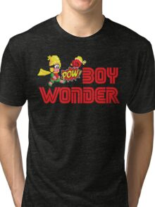 Boy wonder (Wonder Boy) Tri-blend T-Shirt