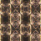 Golden Checkerboard by 319media