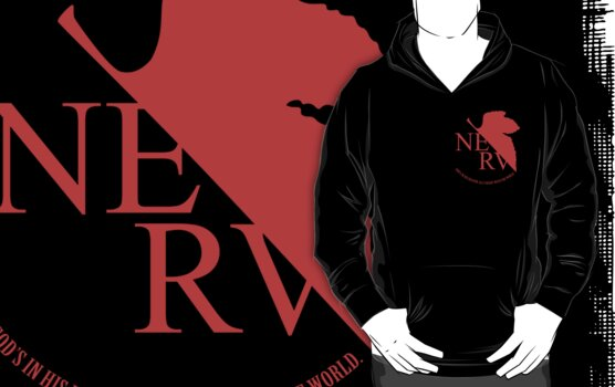NERV (Red, Upper left) by carnivean