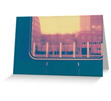 tram Greeting Card