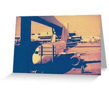 easyjet Greeting Card