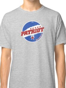 Patriot: Real American Oil Classic T-Shirt