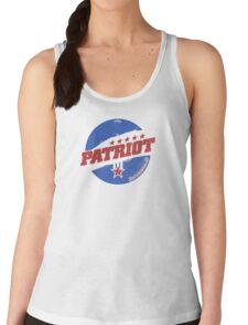 Patriot: Real American Oil Women's Tank Top