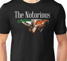 Conor McGregor - The Notorious Unisex T-Shirt