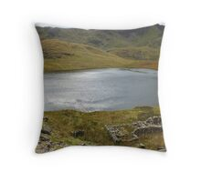 Snowdon Lake Throw Pillow