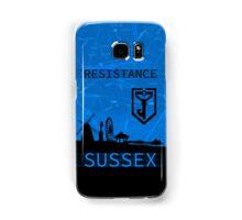 Ingress Resistance Sussex  Samsung Galaxy Case/Skin