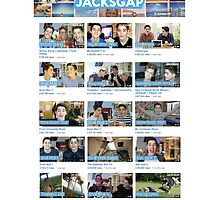 JacksGap - Jack and Finn Harries  by Hollie512
