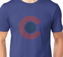 Colorado Avalanche Alternate Logo Vintage Rockies Unisex T-Shirt