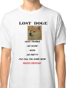 LOST DOGE Classic T-Shirt