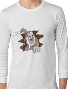 Bad Santa Long Sleeve T-Shirt