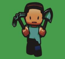 Minecraft-Miner by MGraphics