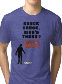 Seananners - Knock Knock Tri-blend T-Shirt