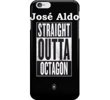 UFC Jose Aldo Vs Conor Mcgregor  iPhone Case/Skin