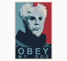 Obey my dog by karlangas