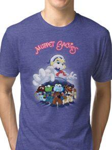 Muppet babies (Ghostbusters) Tri-blend T-Shirt