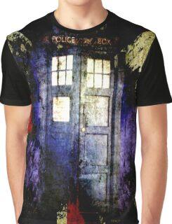 Dr. Who Unijack Graphic T-Shirt