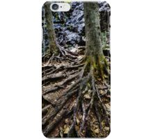 Roots and Trees iPhone Case/Skin