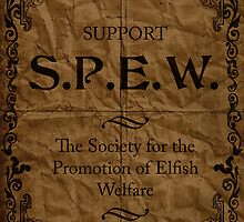 Support S.P.E.W. by kreckmann