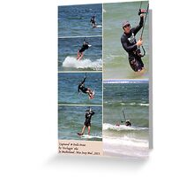 @ Dolls Point, NSW, Men just want to have fun!  Greeting Card