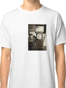 Cops are Listening Classic T-Shirt