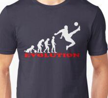 Football, Football Evolution Unisex T-Shirt