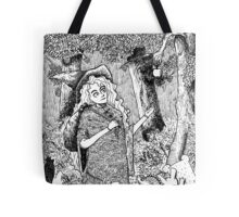 The Oblivion Meets The Giving Tree Tote Bag