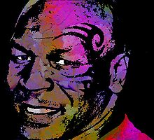 """IRON"" MIKE TYSON by OTIS PORRITT"