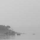 Swampscott Fog by Erik Symes