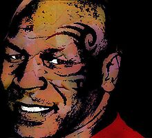 """IRON"" MIKE TYSON-2 by OTIS PORRITT"