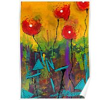 Poppies I Poster