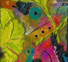 Wild Ginkgo I by © Angela L Walker