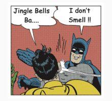 Jingle Bells Batman Smells by Surpryse