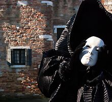 Carnival of Venice: Ghost - tell me everything by zinchik