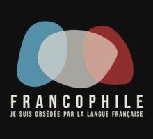 Francophile (féminin) Kids Clothes