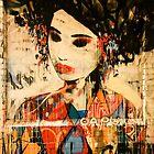 Japanese Girl by Steven Carpinter